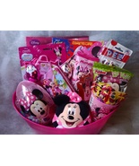 Minnie Mouse Gift Basket - $50.00