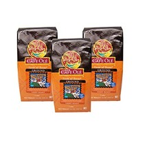 HEB Cafe Ole Ground Coffee 12 Oz Bag (Pack of 3) (Taste of Houston) - $49.99
