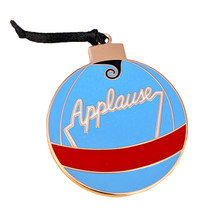 Aladdin Disney Lapel Pin: Genie Advent Christmas Bauble - $24.90