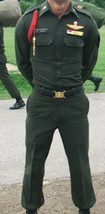 NEW UNIFORM Soldier shirt and a pants suit Royal Thai army Thai Military - $84.15