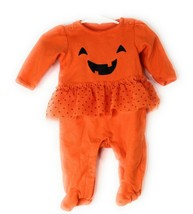 JUST ONE YOU by CARTER Pumpkin Romper 3M - $11.40