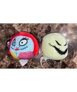 The Nightmare Before Christmas- Hallmark- Sally And Oogie Boogie NWT Flu... - $22.76