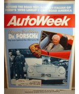 AutoWeek Magazine September 18 1989 Happy Birthday Mr. Ferry Porsche - $7.19