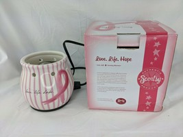 Scentsy Warmer Love Life Hope Replacement Base - $24.95