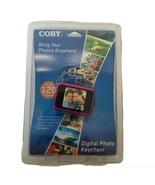 """Coby Digital Photo Keychain 1.5"""" LCD Full Color Display Holds up to 120 ... - $12.26"""