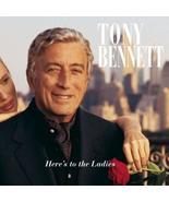 Here's to the Ladies [Audio CD] Bennett, Tony - $0.98