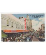 McCrory Five & Dime Store St Petersburg FL postcard - $5.45