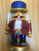 Wooden Soldier Nutcracker Christmas Gift Decoration - $19.79