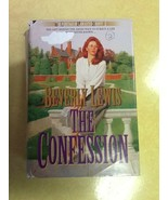 The Confession Beverly Lewis Hardcover Book - $1.98