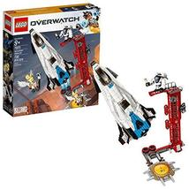 LEGO Overwatch Watchpoint: Gibraltar 75975 Building Kit (730 Pieces) - $85.48
