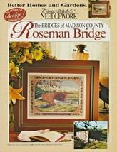 "Better Homes & Gardens ""The Bridges of Madison County - Roseman"" X-ST-Ge... - $6.00"