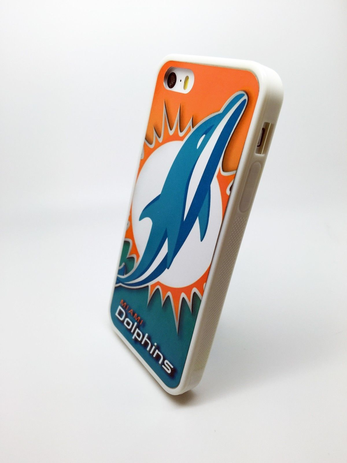 NEW MIAMI DOLPHINS NFL FOOTBALL PHONE CASE FOR iPHONE 7 6S 6 6 PLUS 5 5S 5C 4