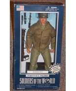 "2000 Soldiers Of The World 12"" Bazooka Man World War 2 Figure New In The... - $29.99"