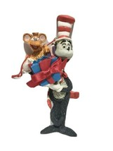 "Christmas Holiday Ornament Figurine Dr. Suess The Cat In The Hat 4 3/4"" ... - $19.75"