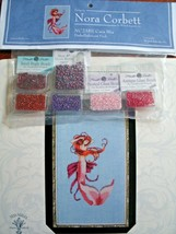 "NC235 ""CARA MIA"" NORA CORBETT XSTITCH CHART WITH EMBELLISHMENT PACK - $23.75"
