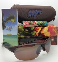 Nuevas Polarizadas Maui Jim Gafas de Sol Sexy Tierra Mj 426-26 Rootbeer Hcl - $200.55