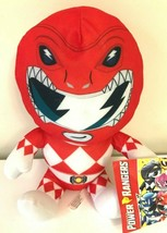 New Saban's Power Rangers Red Plush Toy. Large 10 inches. New. - $17.63