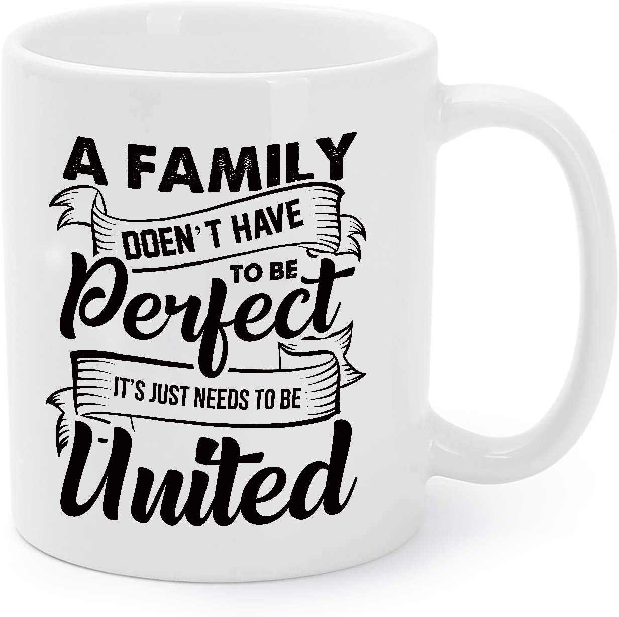 Primary image for Family Will Remind You How Blessed You Are Coffee Mug