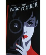 """The New Yorker Magazine Feb.10, 2020 Cover """"Behind the Lens"""" by Malika F... - $6.92"""