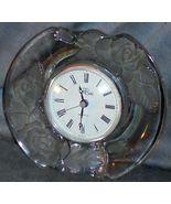 Studio Nova Lead Crystal mantel clock - $20.00