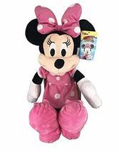 "Disney Minnie Mouse Medium 18"" Plush Roadster Racers Series Plush Dolls - $15.50"