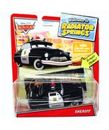 Disney Pixar Cars Welcome to Radiator Springs Sheriff - $9.95