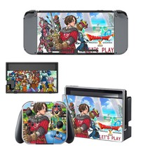 The Dragon Quest   Nintendo Switch Skin for Nintendo Switch Console  - $19.00