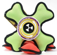 2 Multipet Dog Toy Tuff Enuff Rugged Floats  Tug Toss Interactive Play P... - $13.99