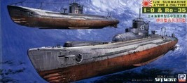 *Pit road 1/700 Japanese Navy submarine Italy -9 & Lu -35 SPW23 - $18.51