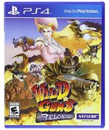 Wild Guns: Reloaded - PlayStation 4 [video game] - $53.50