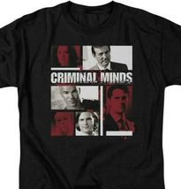 Criminal Minds t-shirt characters TV drama series graphic tee CBS880 image 3