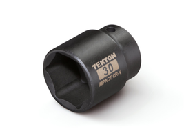 TEKTON 47780 1/2-Inch Drive by 30 mm Shallow Impact Socket, Cr-V, 6-Point - $15.88 CAD