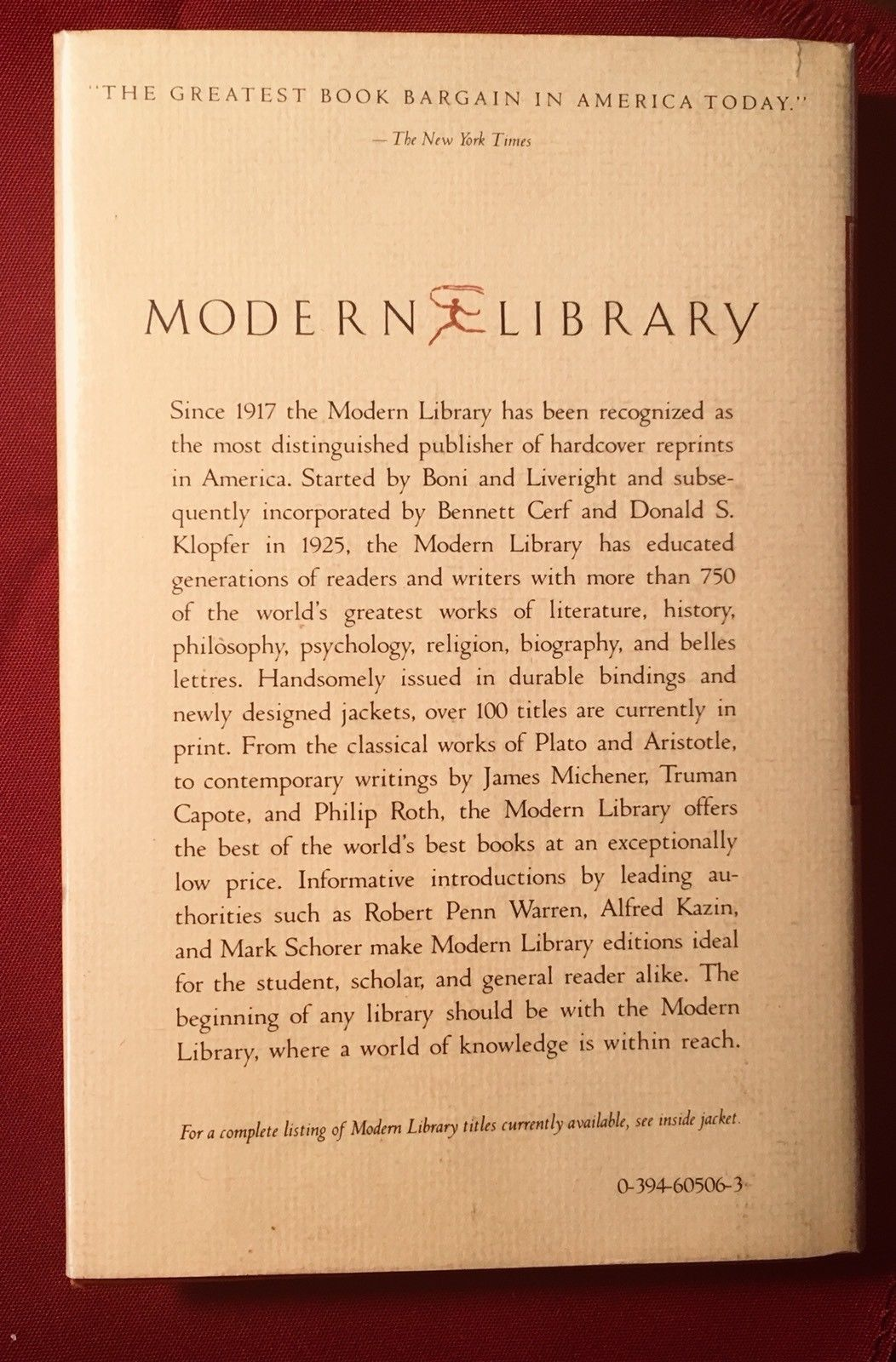 Mary Shelley FRANKENSTEIN Modern Library 1st Edition.