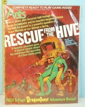 Ares #7 March 1981 Rescue From the Hive SPI - $29.69