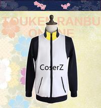 Touken Ranbu Online Nakigitsune Cosplay Costume Halloween Costume - $42.00