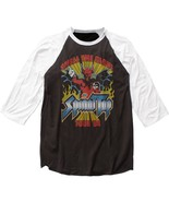 Authentic Spinal Tap Movie Band Smell the Glove Tour 1984 Baseball Jerse... - £14.69 GBP+