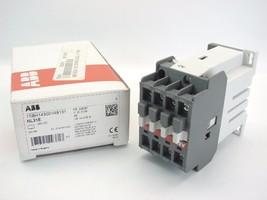 New Abb 1SBH143001R8131 24 Vdc 4-POLE Contactor Relay NL31E 3-NO 1-NC (B444) - $29.69
