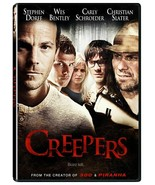 *LIKE NEW* Creepers DVD Stephen Dorff, Wes Bentley, Christian Slater *DI... - $9.85