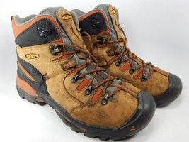 "Keen Pittsburgh 6"" Size US 10.5 M (D) EU 44 Men's WP Soft Toe Work Boots... - $76.59 CAD"