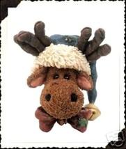 "Boyds Wee Folkstone Ornament  ""Jingle Mooselbeary"" #25808 -1E- New- 2000 - $19.99"