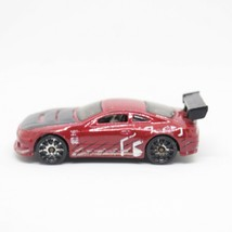 2006 Hot Wheels Nissan Silvia S15 HW First Editions Red 10SP Loose 1:64 Car - $3.22