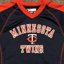 Minnesota Twins MLB Baseball True Fan T-Shirt Men's Medium Shirt - $14.95