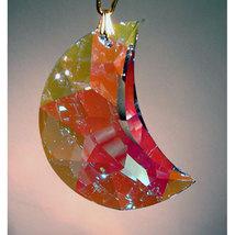 Swarovski Crystal Moon Prism image 2