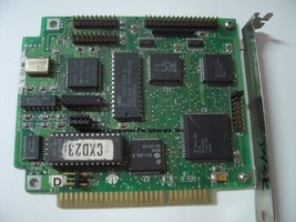 DTC 5150_XL 8 BIT ISA Vintage RLL Hard Drive Controller AS IS