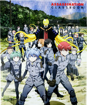 Loot Crate Anime Exclusive Assassination Classroom Poster - $4.88
