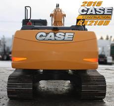 2015 CASE CX210D For Sale in Regina, Saskatchewan S4N 5W4 image 3
