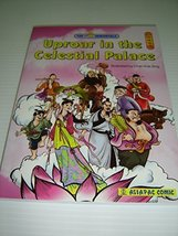 Uproar in the Celestial Palace - The Eight Immortals / Comic - Strip Book about  image 1