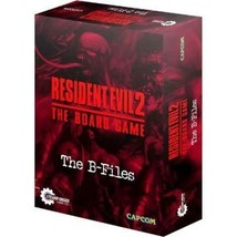 Steamforged Games Resident Evil 2: B-Files Expansion - $45.57