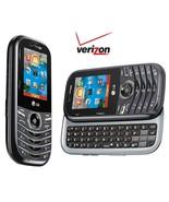 NEW - LG Cosmos 3 VN251S -PP Gray (Verizon PREPAID ONLY)Slider Cellular ... - $43.43