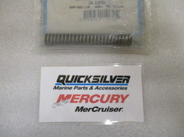 H6B Genuine Mercury Quicksilver 24-30622 Spring OEM New Factory Boat Parts - $4.95